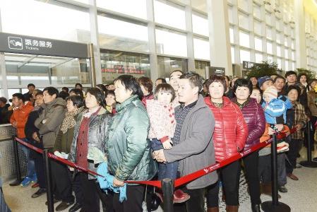 日照山字河机场将开通至北京南苑,上海浦东,广州,深圳,哈尔滨,大连的